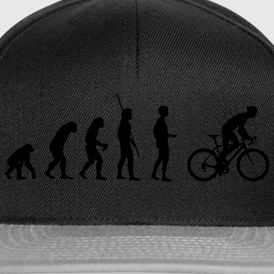 Evolution bike saddle T-Shirts - Snapback Cap
