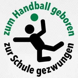 Kinder T-Shirt Handballverein Schule Play Training - Baseballkappe