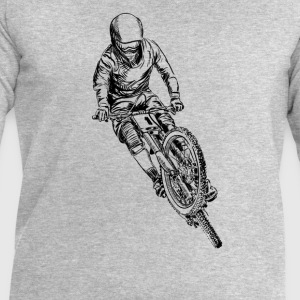 mountain bike Tee shirts - Sweat-shirt Homme Stanley & Stella