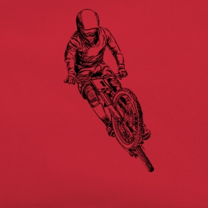 mountain bike T-shirts - Retroväska