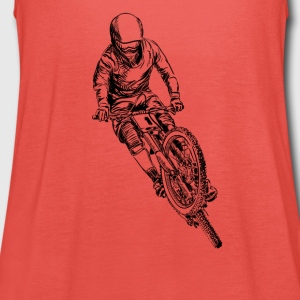 mountain bike T-shirts - Dame tanktop fra Bella