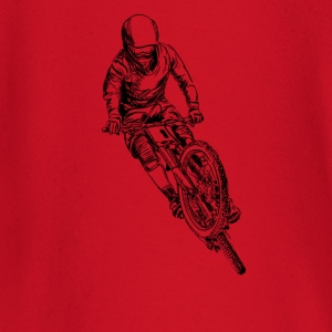mountain bike Camisetas - Camiseta manga larga bebé