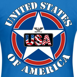 United States of America - T-shirt Femme