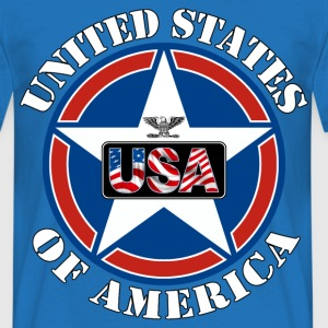 United States of America - T-shirt Homme