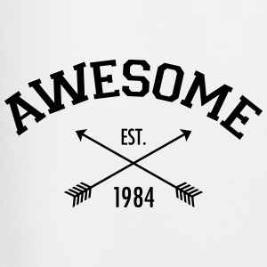 Awesome Est 1984 T-Shirts - Men's Football shorts