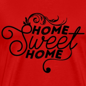 Home sweet home Long Sleeve Shirts - Men's Premium T-Shirt