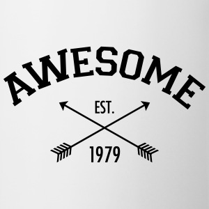 Awesome Est 1979 Tee shirts - Tasse