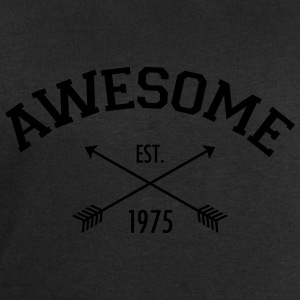 Awesome Est 1975 Tee shirts - Sweat-shirt Homme Stanley & Stella