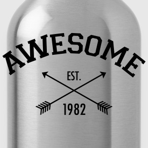 Awesome Est 1982 Tee shirts - Gourde