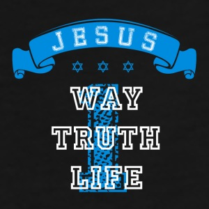 One Way Truth Life Caps & Mützen - Männer Premium T-Shirt