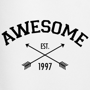 Awesome Est 1997 T-Shirts - Men's Football shorts