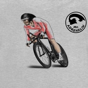 racing cyclists T-shirts - Baby-T-shirt