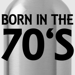 Born in the 70's Tee shirts - Gourde