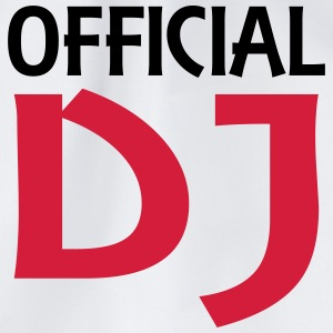 Official DJ T-shirts - Gymnastikpåse