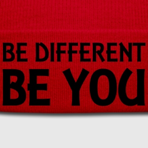 Be different - be you T-Shirts - Winter Hat