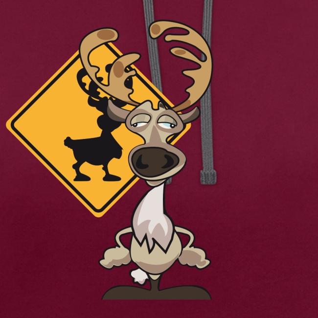 Warning Caribou