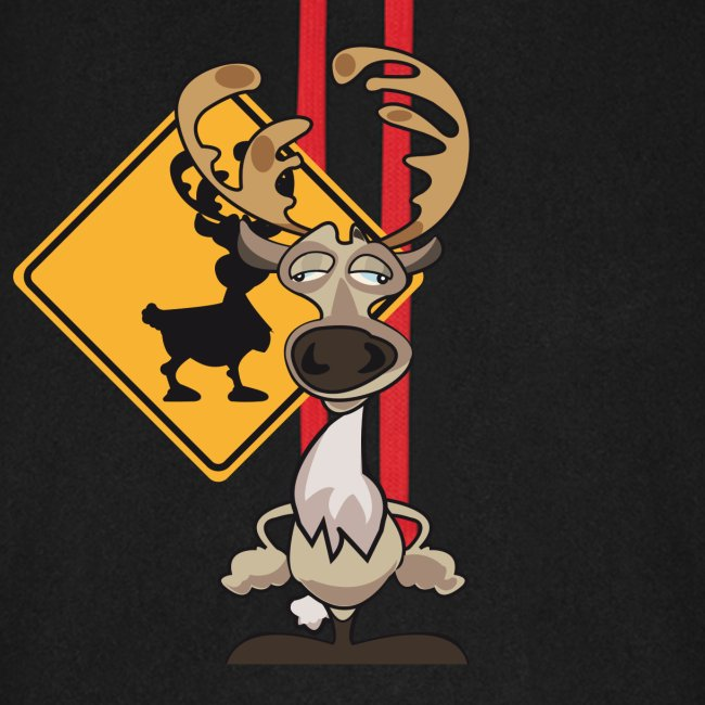 Warning Caribou