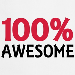 100% Awesome Top - Grembiule da cucina