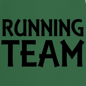 Running Team T-shirts - Forklæde
