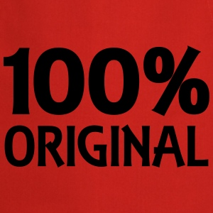 100% Original Tee shirts - Tablier de cuisine