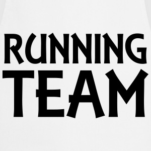 Running Team Long sleeve shirts - Cooking Apron