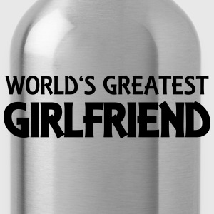 World's greatest girlfriend Top - Borraccia
