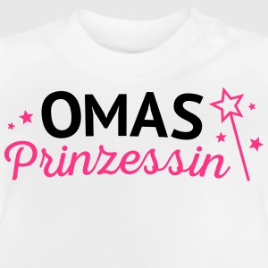 Opas Prinzessin Pullover & Hoodies - Baby T-Shirt