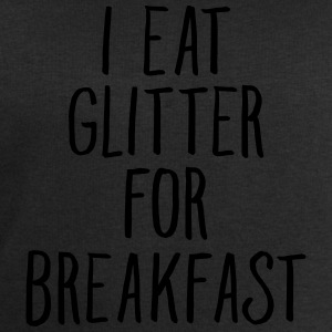 I Eat Glitter For Breakfast T-shirts - Sweatshirt herr från Stanley & Stella