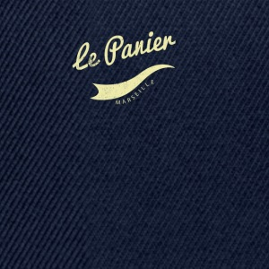 Le Panier Tee shirts - Casquette snapback