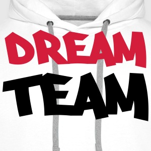 Dream Team T-shirts - Premiumluvtröja herr