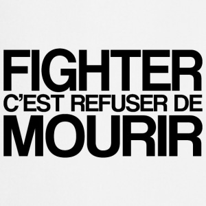 FIGHTER - Tablier de cuisine