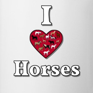 I love horses Tops - Mok