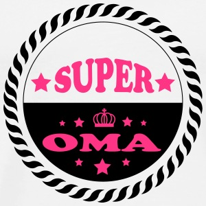 Super oma 111 Mugs & Drinkware - Men's Premium T-Shirt