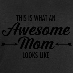 This Is What An Awesome Mom Looks Like T-Shirts - Men's Sweatshirt by Stanley & Stella