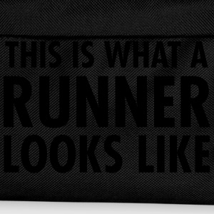 This Is What A Runner Looks Like T-Shirts - Kids' Backpack