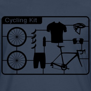 cycling Kid T-Shirts - Men's Premium Longsleeve Shirt