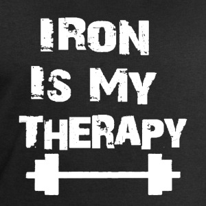 Iron Is My Therapy - Sweat-shirt Homme Stanley & Stella