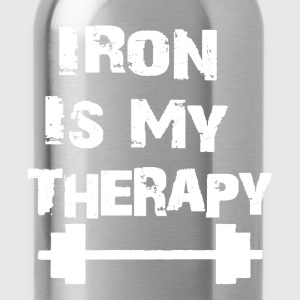 Iron Is My Therapy - Gourde