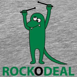 rock deal Tops - Men's Premium T-Shirt