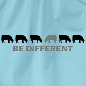 be different kuh T-Shirts - Turnbeutel