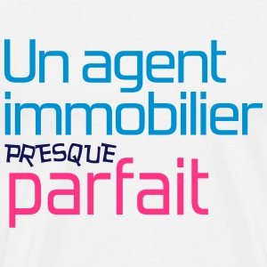 Agent Immobilier / Appartement / Maison / Immeuble Tabliers - T-shirt Premium Homme