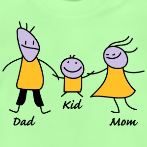 happy family Sweaters - Baby T-shirt