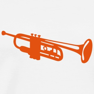 Trumpet instrument music 1903152 Sports wear - Men's Premium T-Shirt