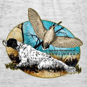 setter woodcock 2015 Hoodies & Sweatshirts - Women's Tank Top by Bella