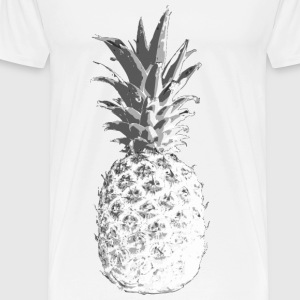 pineapple Buttons - Men's Premium T-Shirt