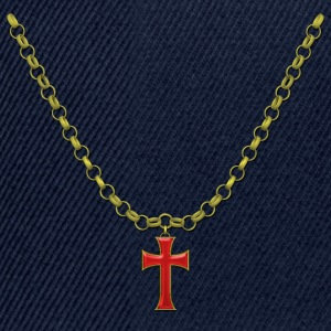 cross Necklace T-shirts - Snapbackkeps