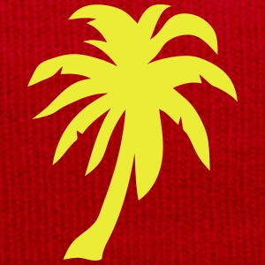 Palm trees 1803152 T-Shirts - Winter Hat