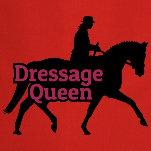 Dressage Queen T-Shirts - Cooking Apron