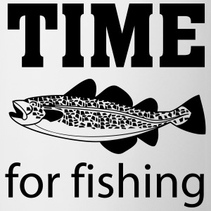 Time for fishing T-Shirts - Tasse