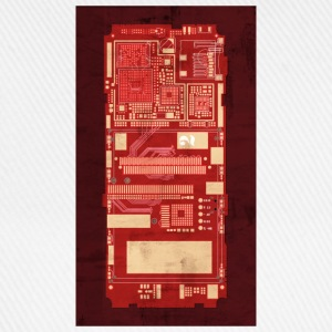 Circuit board case - Baseball Cap